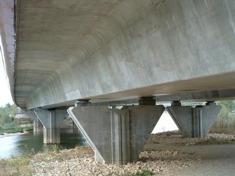 Autoroute A39 – Pont sur le Doubs