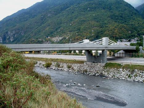 A43 - Pont de Saint-Rémy-de-Maurienne