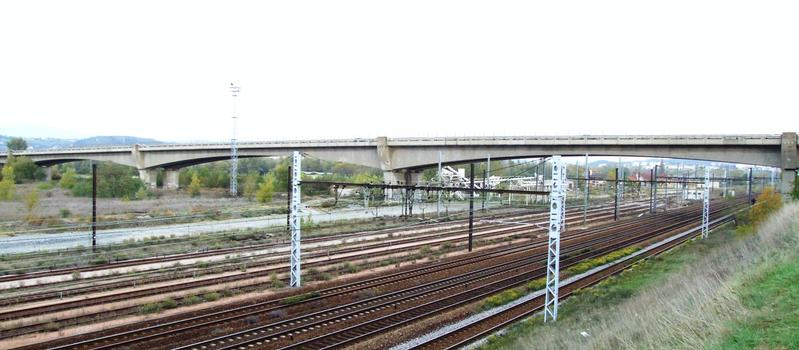 A47 - Viaduc de Ternay - Ensemble