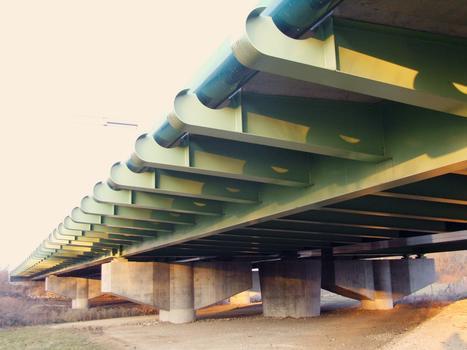 A77 - Viaduc de Pannes