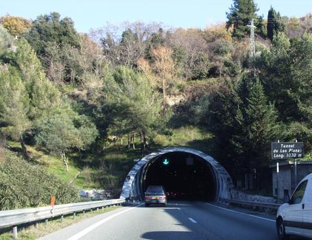 Autoroute A8 - Tunnel de Las Planas
