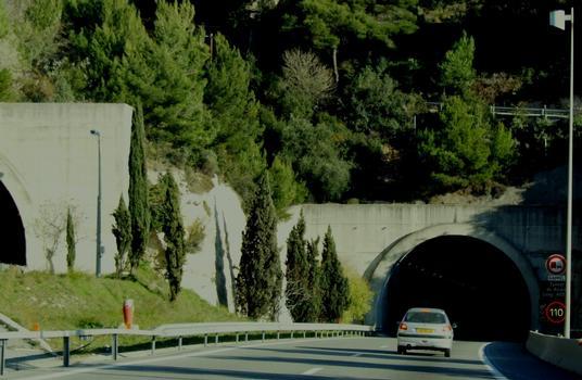 Autoroute A8 - Tunnels du Ricard