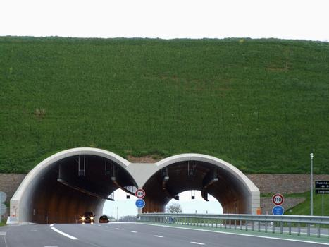 A89 - Tunnel Gumond