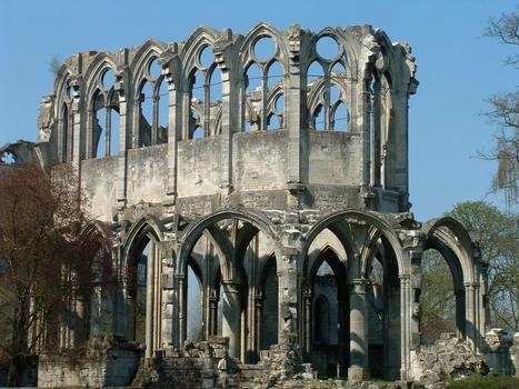 Abtei Notre-Dame-de-l'Assomption, Ourscamp