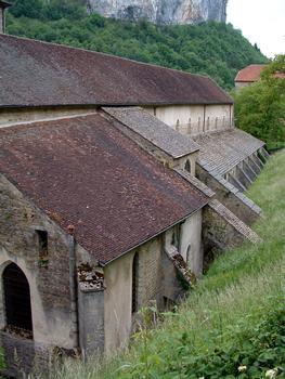 Abtei Beaume-les-Messieurs