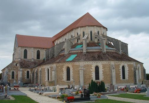 Abbaye de Pontigny - Chevet