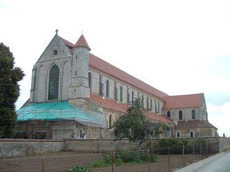 Abtei Pontigny