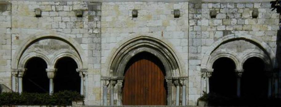 Cathédrale Saint-Caprais,AgenAncienne salle capitulaire de l'abbaye