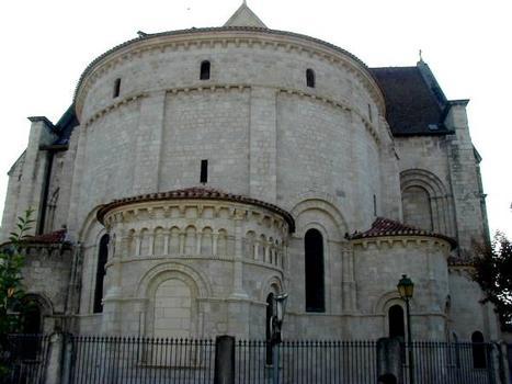 Cathédrale Saint-Caprais, AgenChevet