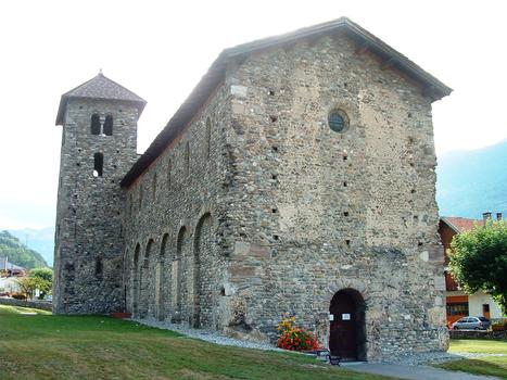 Saint-Martin-Basilika, Aime