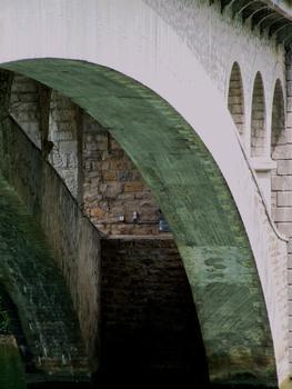 Ainbrücke Thoirette
