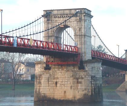 Pont de Beauregard - Pylône