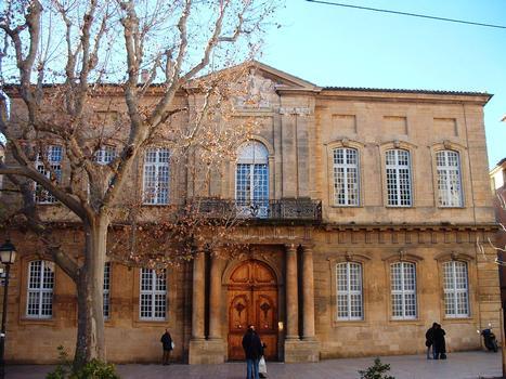 Aix-en-Provence - Ancienne faculté de Droit - Place de l'Université
