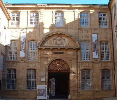 Palast des Erzbistums, Aix-en-Provence