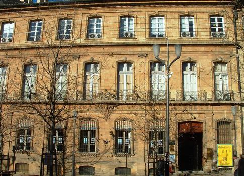 Aix-en-Provence - Hôtel d'Arbaud Jouques - 19 cours Mirabeau