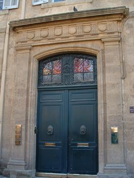 Hôtel Margalet de Luynes, Aix-en-Provence