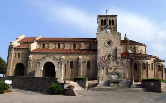 Châtel-Montagne - Eglise Notre-Dame