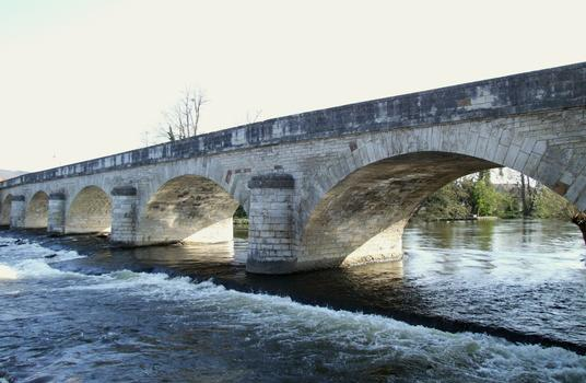Brücke in Ebreuil