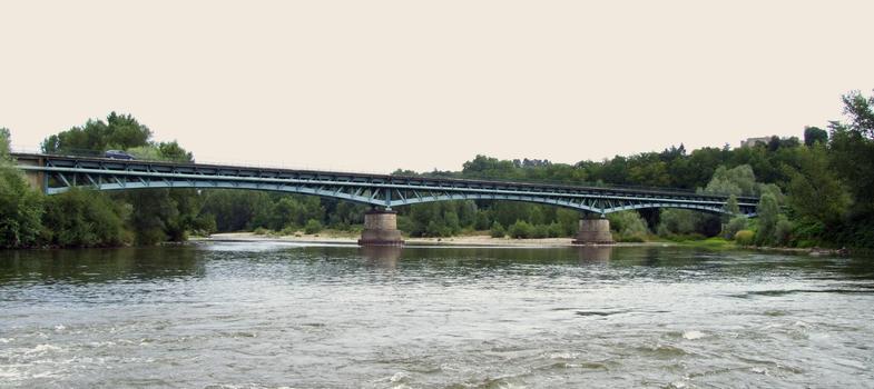 Pont de Billy sur l'Allier