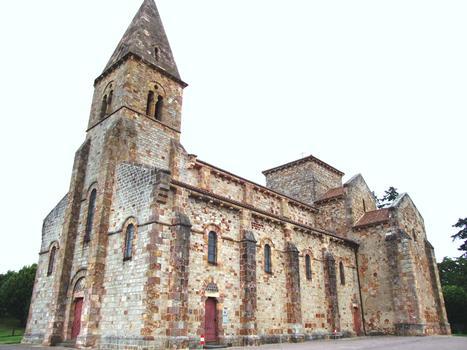 Eglise prieurale Saint-Désiré - Ensemble