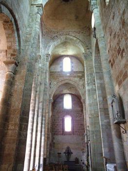 Eglise prieurale Saint-Désiré - Transept