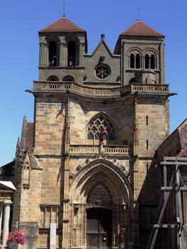 Souvigny - Eglise prieurale Saint-Pierre-et-Saint-Paul