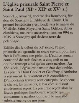 Souvigny - Prieuré