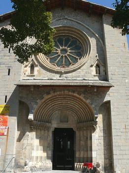 Notre-Dame-du-Bourg Cathedral