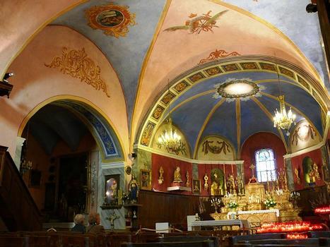 Le Cannet - Eglise Sainte-Catherine - Nef
