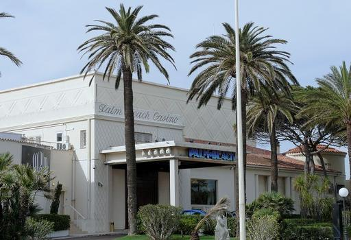Cannes - Palm Beach Casino