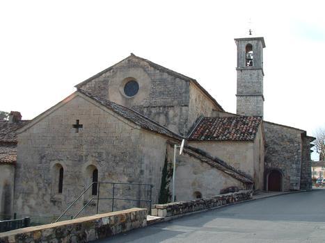 Valbonne - Abbaye Sainte-Marie - Chevet