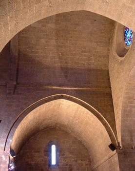Valbonne - Abbaye Sainte-Marie - Croisée du transept