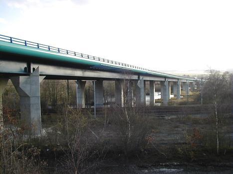 Amiens - Rocade Sud - Viaduc de l'Avre