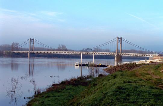 Hängebrücke Ancenis