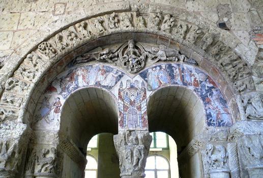 Abtei Saint Aubin