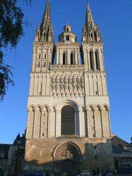 Angers - Cathédrale Saint-Maurice