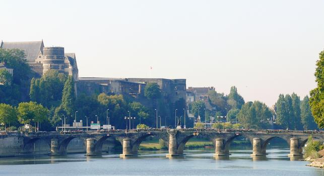 Angers - Pont de Verdun