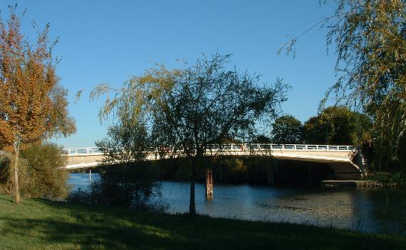 Pont de Freyssinet, Annet-sur-Marne