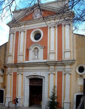Ehemalige Kathedrale von Antibes