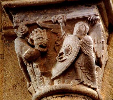 Pfarrkirche Anzy-le-Duc