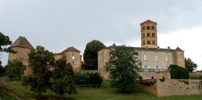 Pfarrei Anzy-le-Duc.