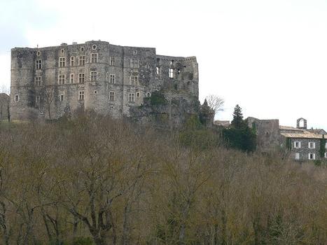Château d'Alba-la-Romaine