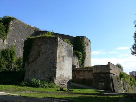 Château-fort de Sedan - Grand châtelet près du Château-Bas
