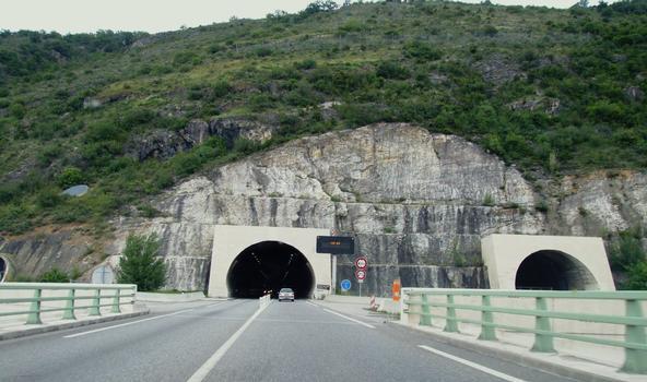 Tunnel de Foix - Entrée sud