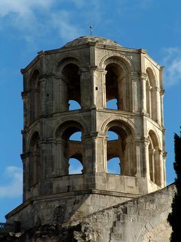 Arles - Eglise Saint-Honorat-des-Alyscamps - Clocher