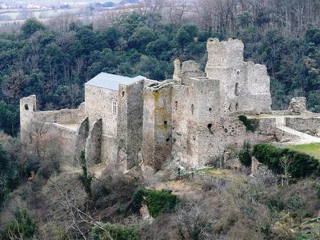 Burg von Saissac