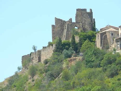 Schloss Coustaussa