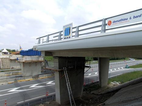 Autoroute A64 - Franchissement de l'A64 par la RN21 (doublement)