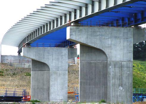 Autoroute A11 - Maine Viaduct