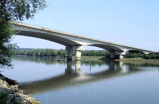 Autoroute A13 - Viaduc d'Oissel